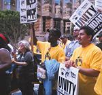 ILWU Rally in San Francisco