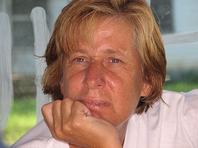 Cindy Sheehan...
