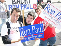 "The Ron Paul ""Revolution"", an Extreme Rightwing Threat"