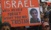 As Tristan Anderson Fights for His Life, Protests in Ni'ilin Continue