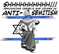 Zionist Witch-hunt against Prof. William Robinson, for comparing Israel to  Nazi Germany