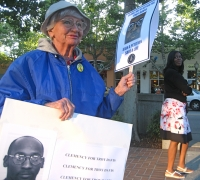 Global Day of Action for Death Row Inmate Troy Davis