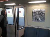 BART Art Commemorates Palestine Land Day