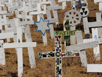 Crosses in Lafayette: The Need to Remember