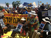 Hundreds Arrested at Sit-In, Thousands March on Chevron in Richmond, CA