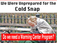 Community Members Hope to Establish Warming Centers in Santa Cruz