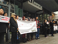 San Francisco Chipotle Closes in Face of Animal Rights Protests