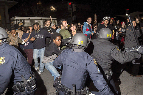 Victory in Civil Rights Lawsuit Over Berkeley Police Violence at Protest