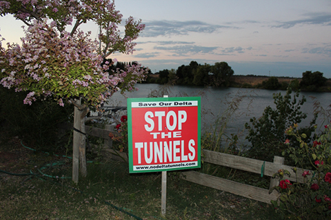 After Years of Struggle Against Twin Delta Tunnels, Newsom Pulls Permits