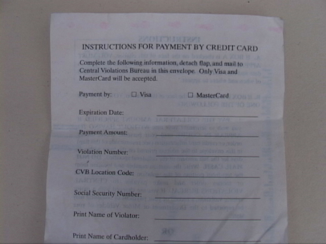 Credit Card Without Ssn >> Miranda Rights Card and arrest souvenirs : Indybay