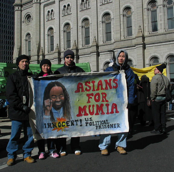 asians for mumia by Hans Bennett