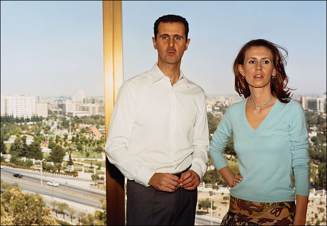 Syria, Bashar, Asma al-Assad : Indybay