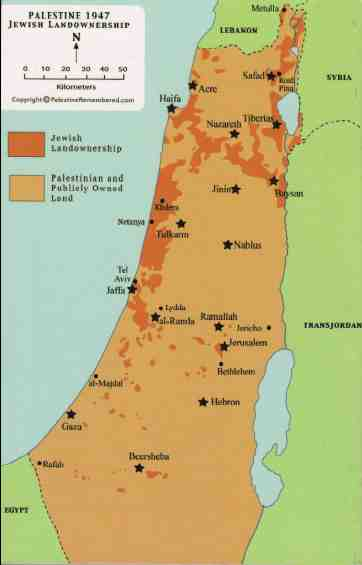 One State Solution In Reality Indybay