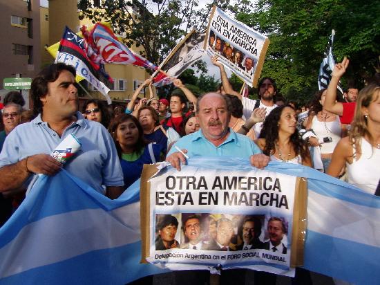 World Social Forum Takes over Caracas : Indybay