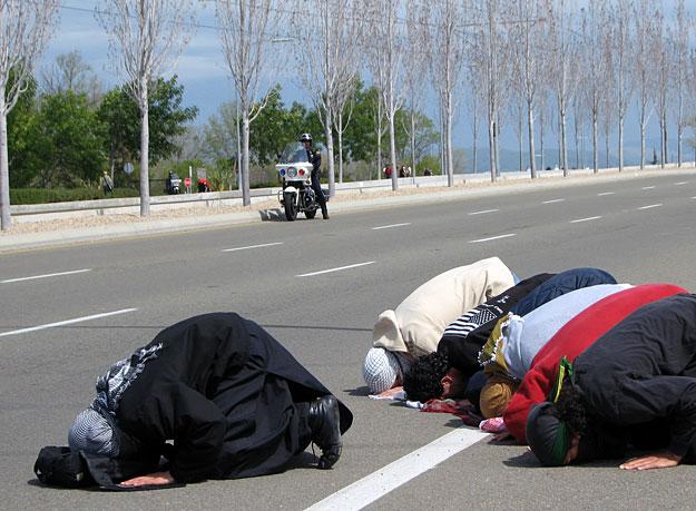 dhuha pray