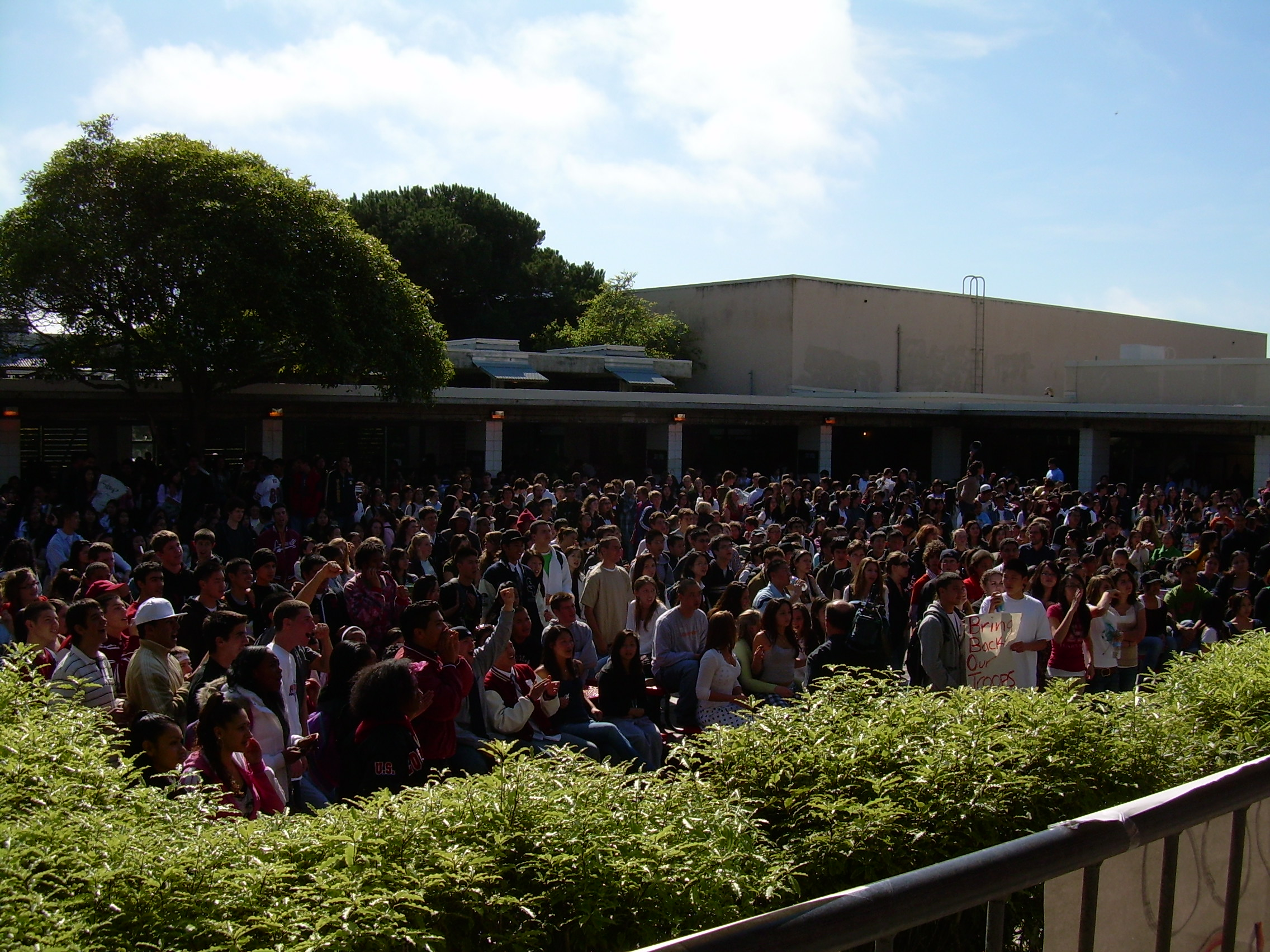 Can you still get into Lowell High School(SF) ?
