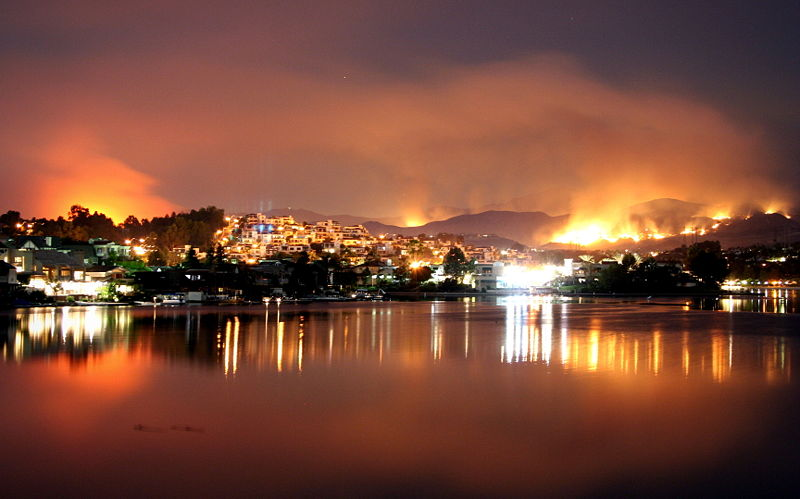 1,000,000 flee homes in California due to wildfires; over ...