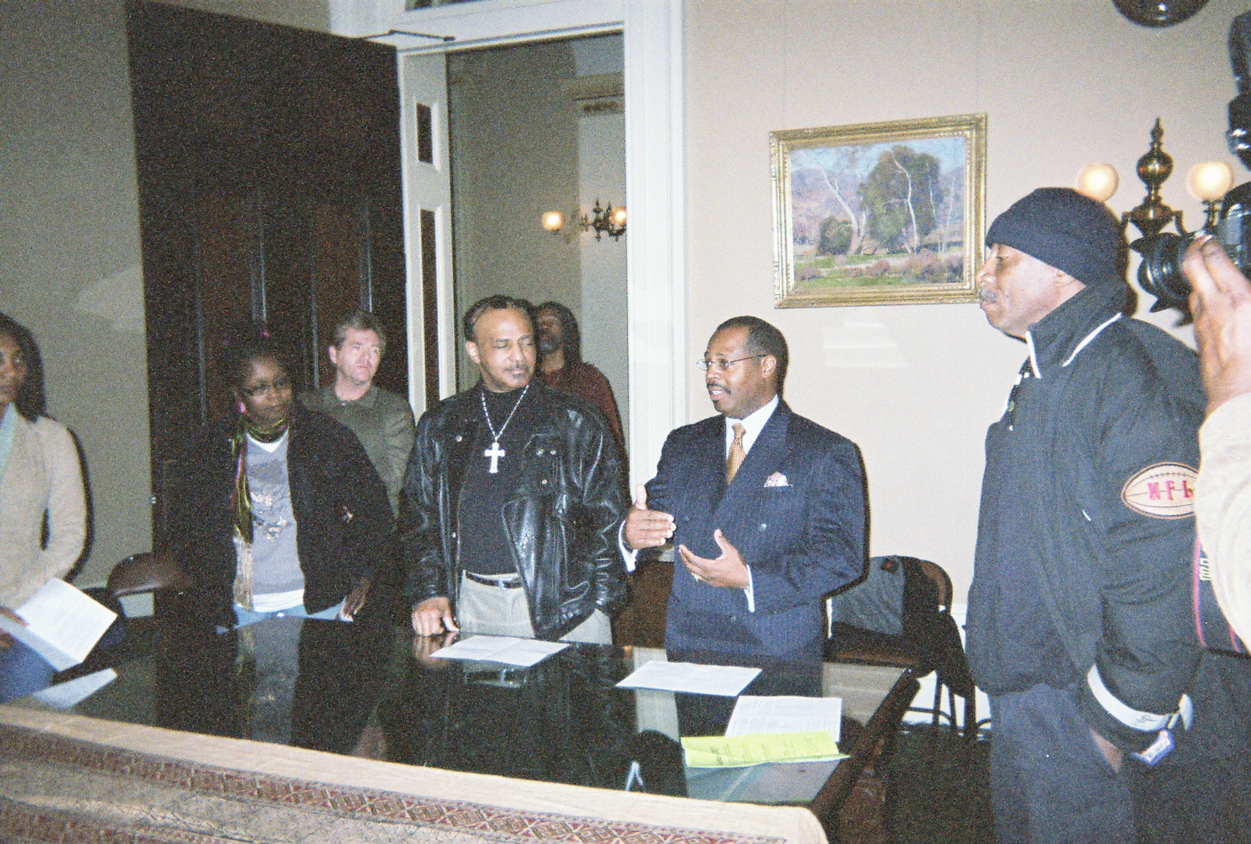 Emerging Black Farmers Celebrate Kwanzaa ~ 2007 Farm Bill