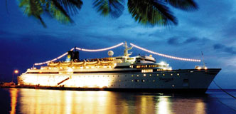 Scientology Luxury Cruise Ship Remains Locked Down Cult