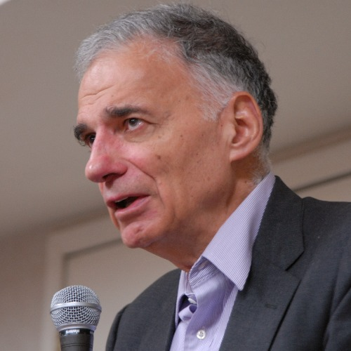 Ralph Nader Wins Peace and Freedom Party Candidacy for ...