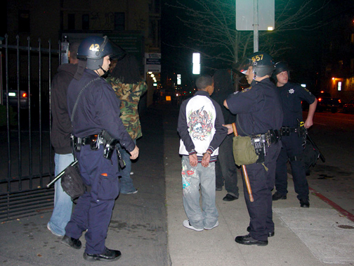 oscar-grant-rebellion-arrests-13th-at-mlk-011409-by-dave-id-indybay.jpg