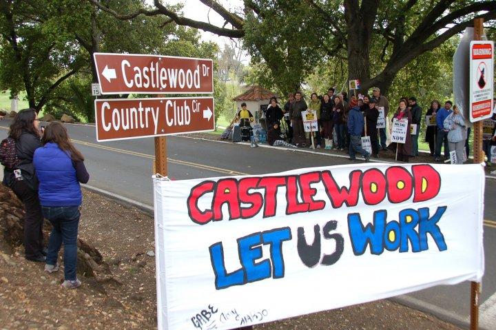 Castlewood Country Club Pleasanton Ca Best Outdoor: Locked Out At Castlewood Country Club : Indybay