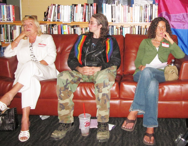Bisexual Forum Targets Invisibility and Bigotry