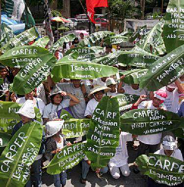 Agrarian reform in the philippines