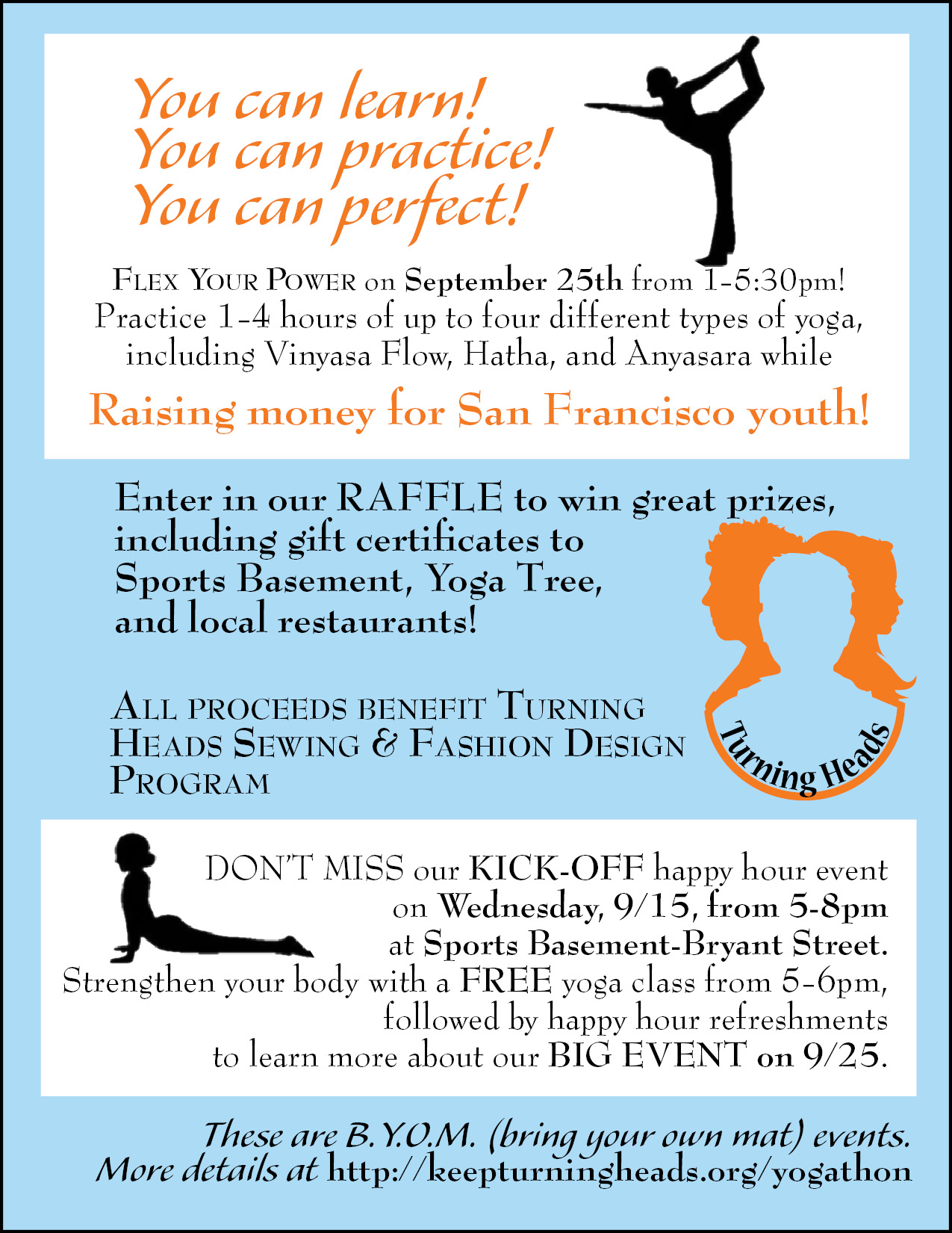 640 Yoga Thon Flyer Side Two