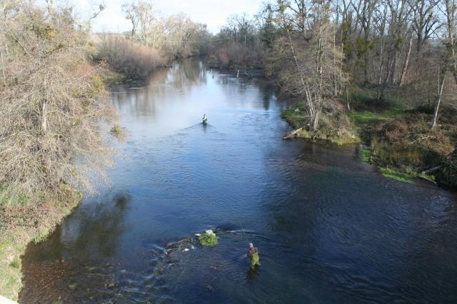 Delta gates will close for 10 days to help mokelumne for Mokelumne river fishing