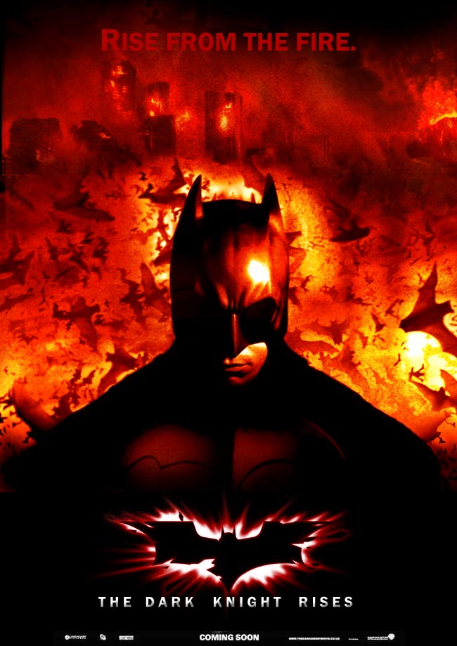 The dark knight rises a review