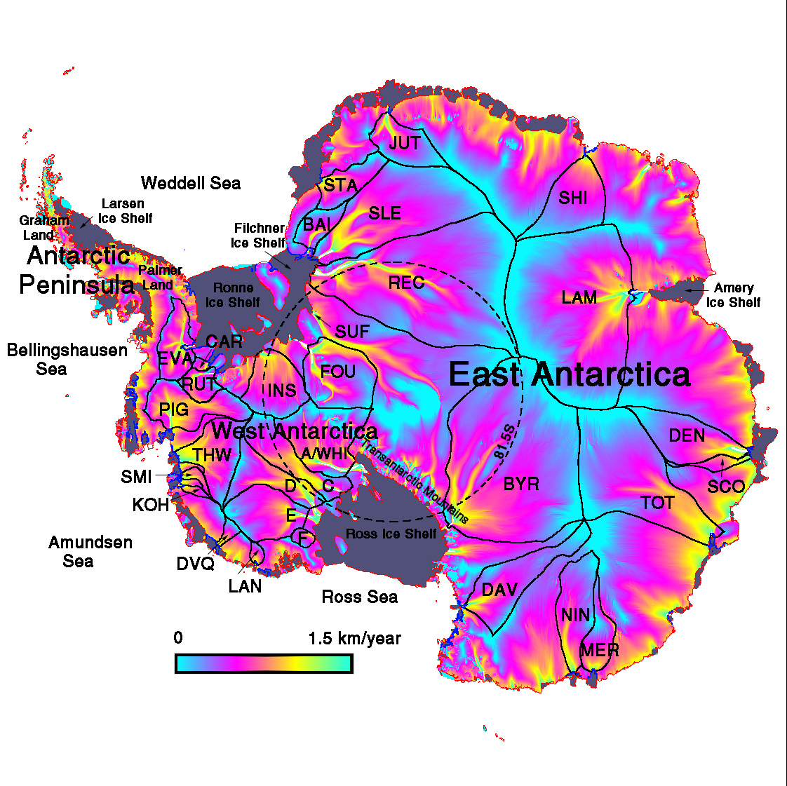 Southern Ocean warming impact on Antarctic Ice Sheet and ...