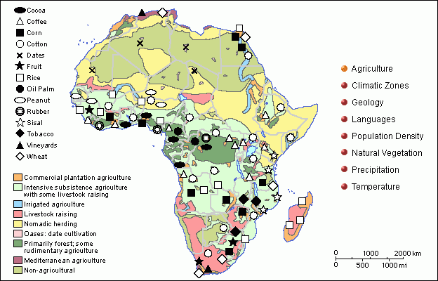 Natural Resources Available In Kenya