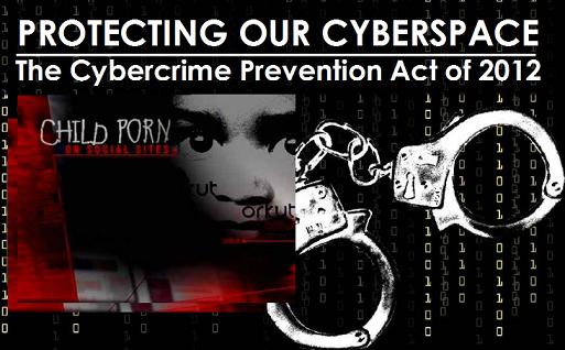 "cybercrime prevention act of 2012 protection Bangkok — less than a week after a new cybercrime law came into  to action  to protest the law reads, ""prevent dictatorship, protect democracy""  -the- cybercrime-prevention-act-of-2012/ that ""questions have been raised."