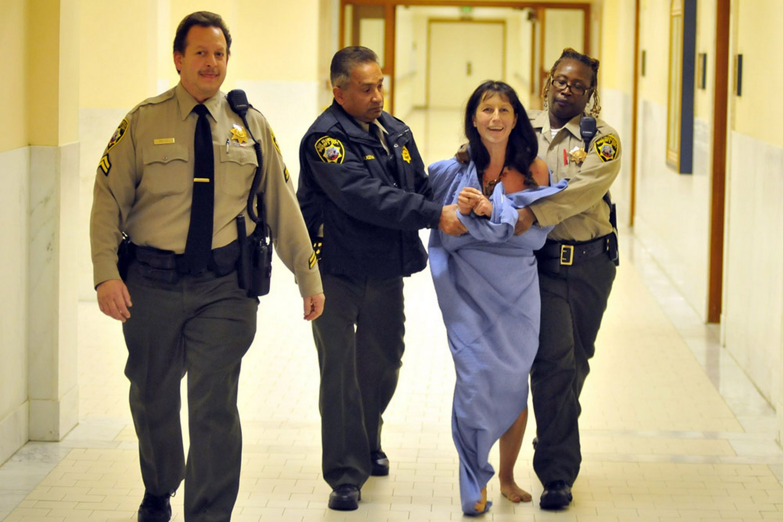 Keep SF free - San Francisco City Hall nudity ban vote