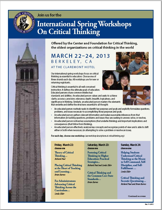 33rd critical thinking conference 34th annual conference 2017 33rd annual conference nadd certification competencies ability to apply administrative critical thinking.