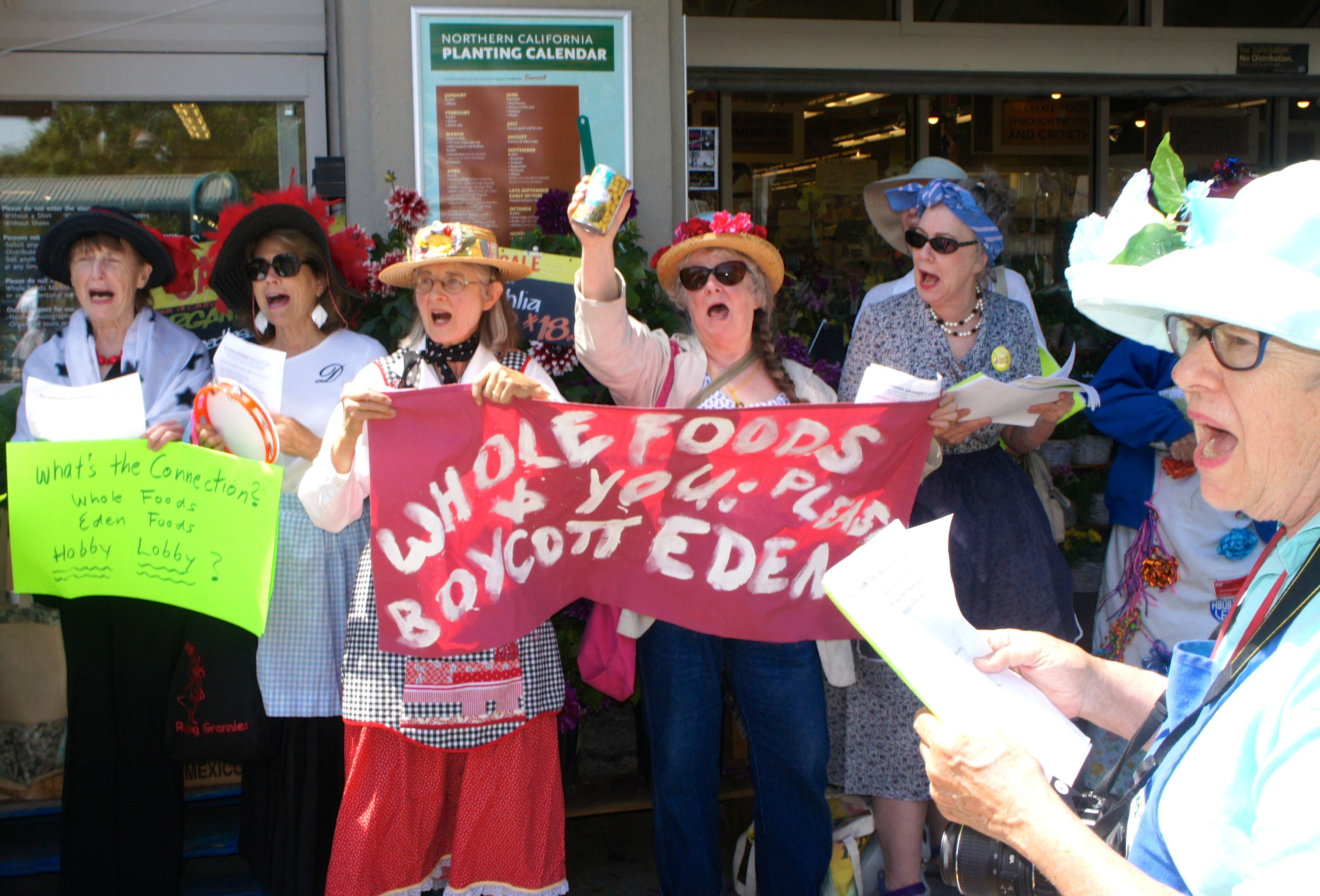 Eden Foods Boycott Whole Foods