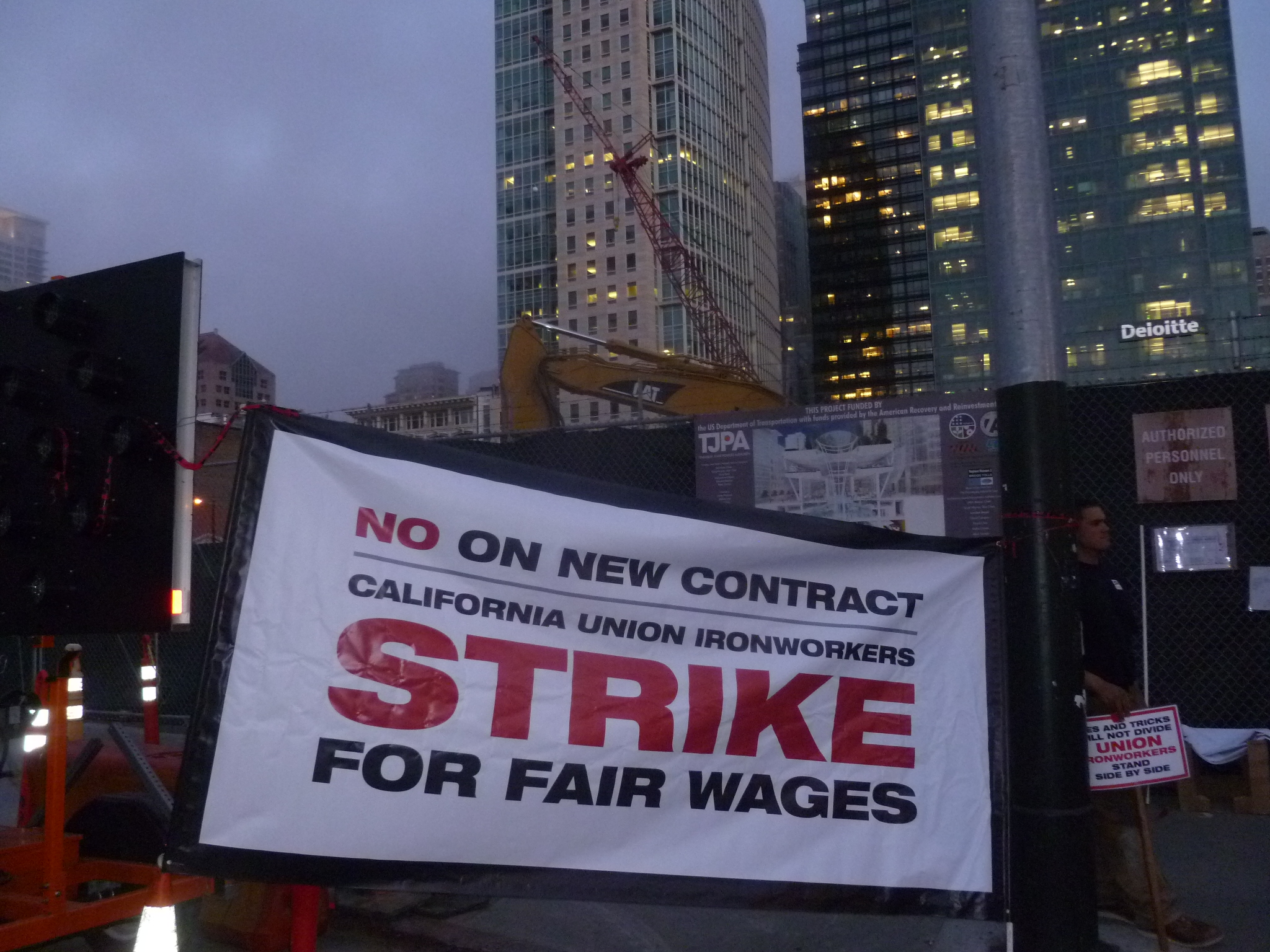 Iron Workers Union Pay