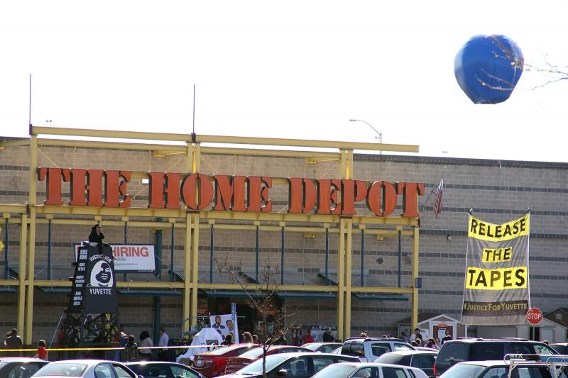 Home Depot Emeryville Emeryville Home Depot Shut Down For