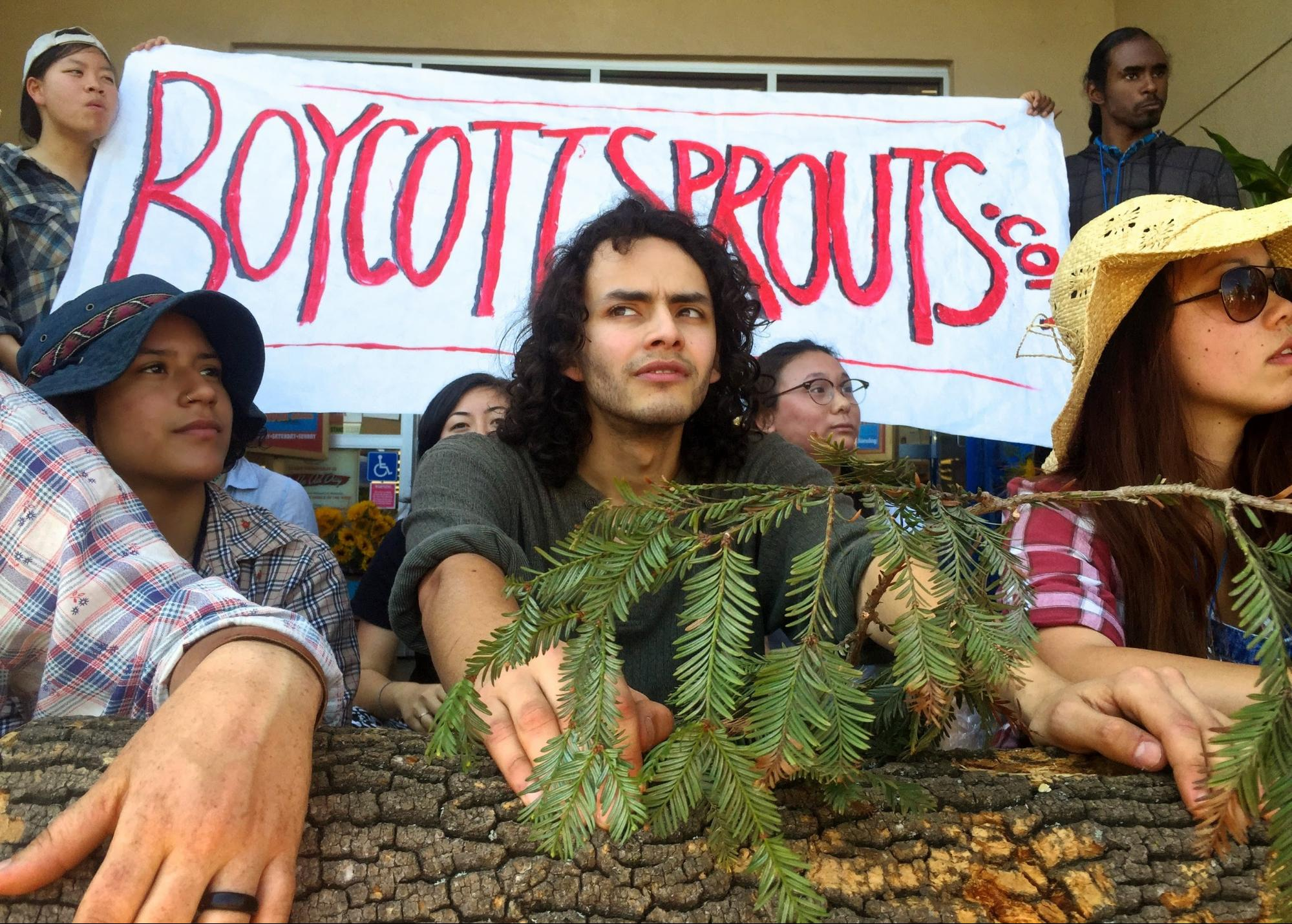 Shutting Down Sprouts: Reportback from the #GilltractDefense