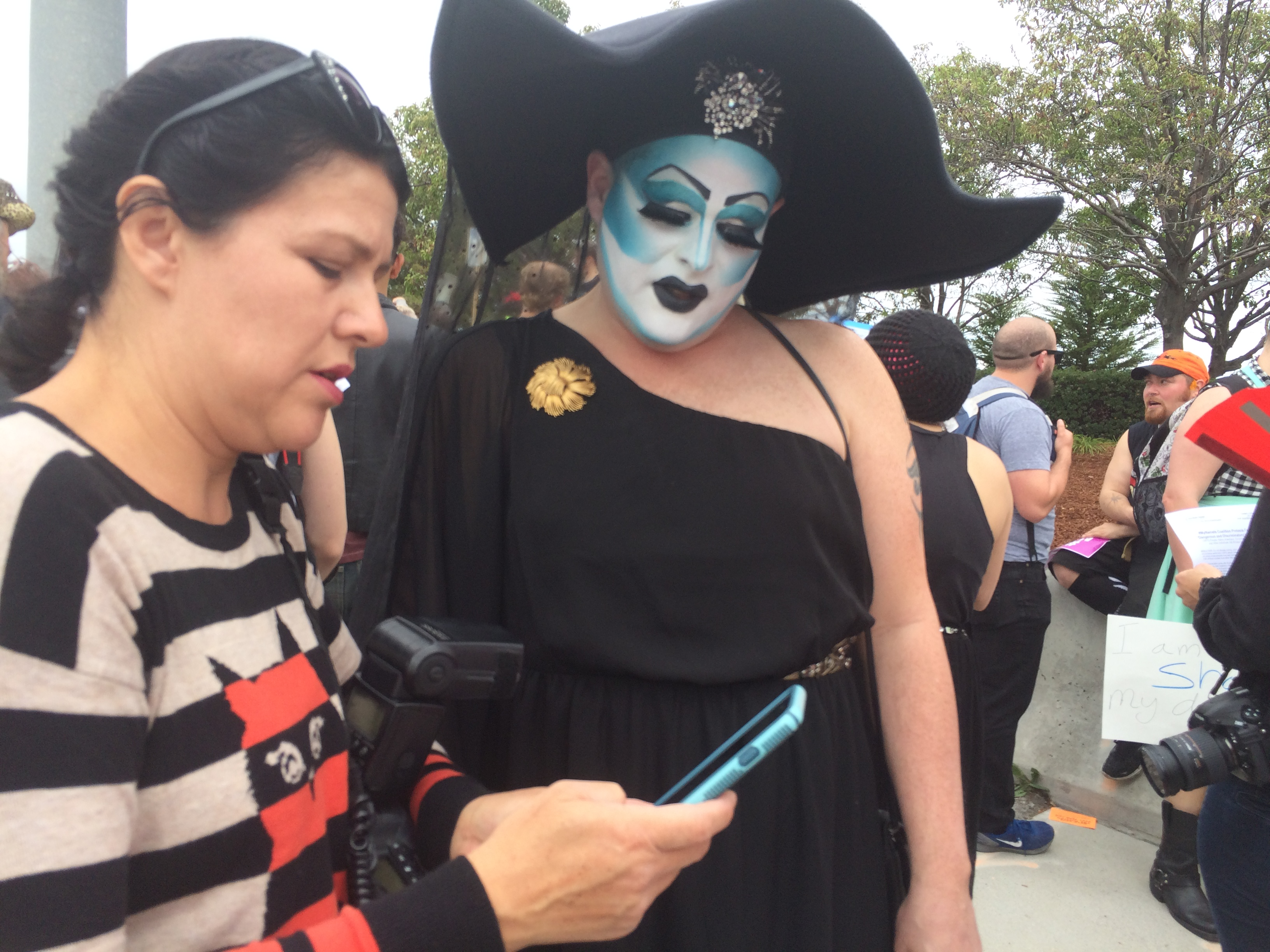 Bay Area's Sister Roma to Facebook: This is Not Over'