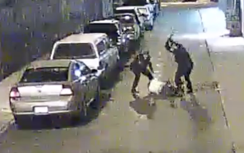 Alameda County Sheriff S Deputies Brutally Beat Man In San