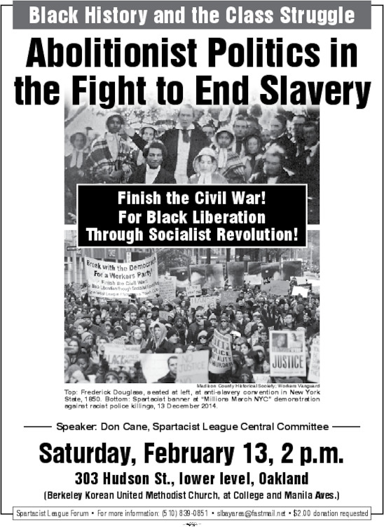 fight through slavery Facts, information and articles about states rights, one of the causes of the civil war states' rights summary: (slavery originally existed in all states.