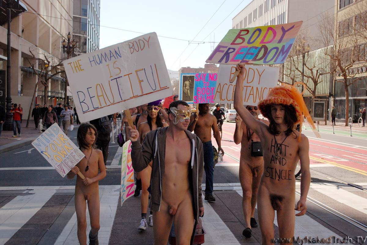 Naked Parade Video 39