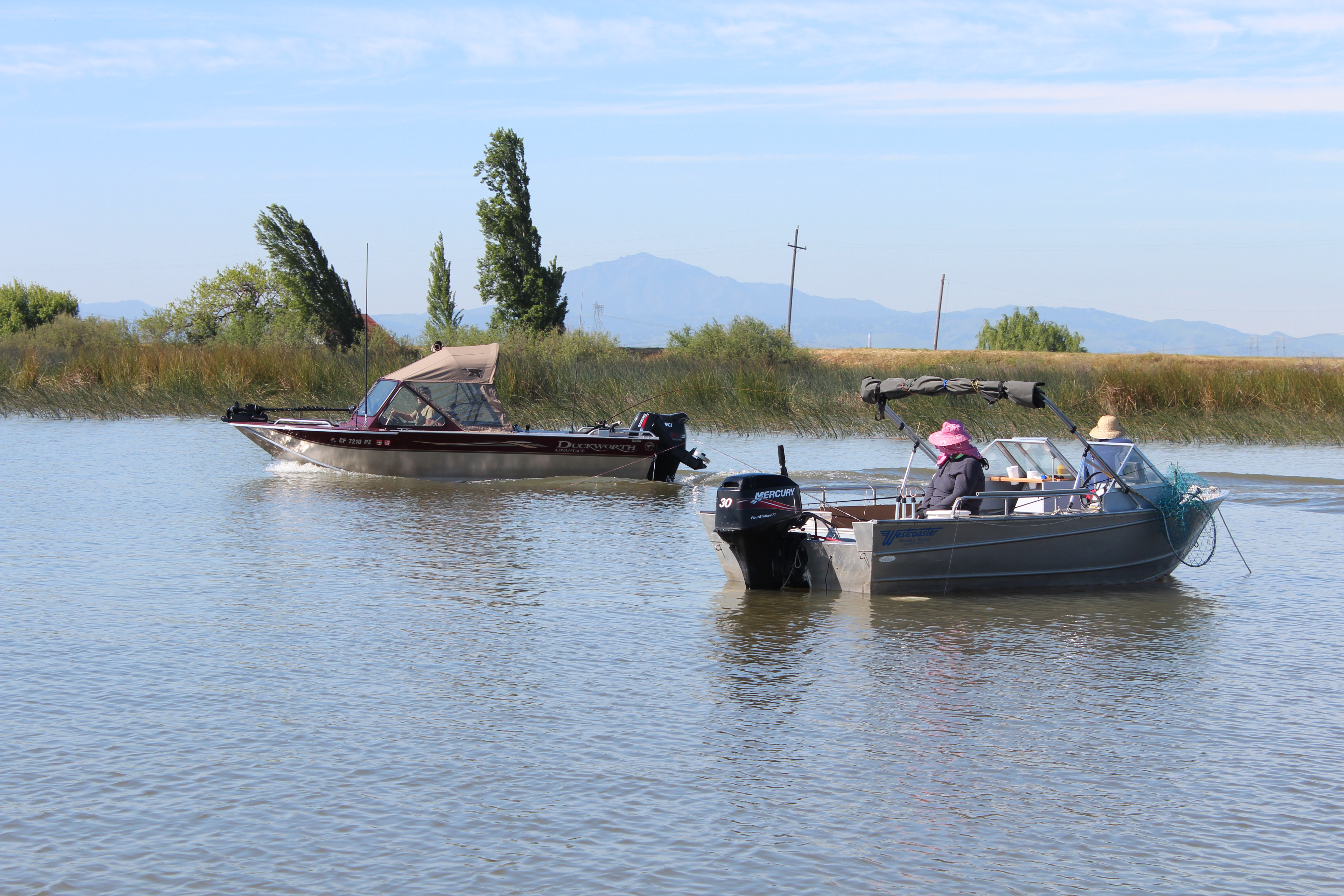 Feds to probe misuse of state funds for delta tunnels for San joaquin river fishing