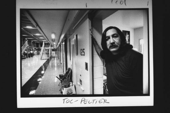 leonard peltier About leonard peltier: native american politicial activist imprissoned since 1977 accused of shooting two fbi officers peltier is considered to be a p.