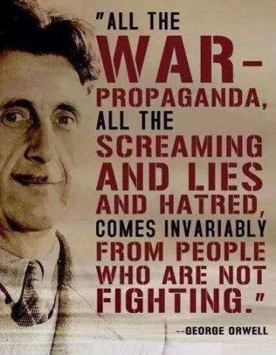 truth is the first casualty of war essay Open document below is an essay on propaganda & spinning the news: truth has been called the first casualty of war is it now from anti essays, your source for.