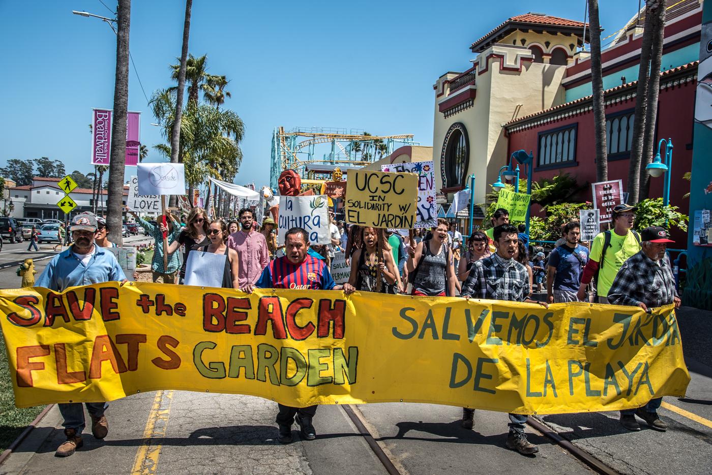 Sm May Day Santa Cruz 20 Beach Flats Garden