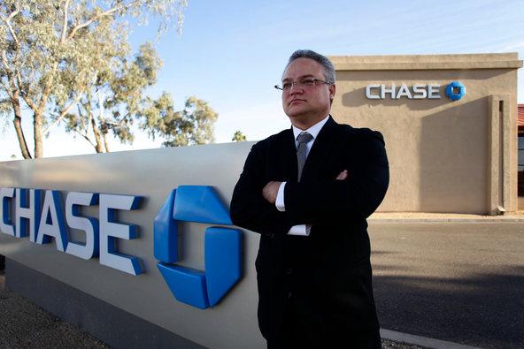 chase banker