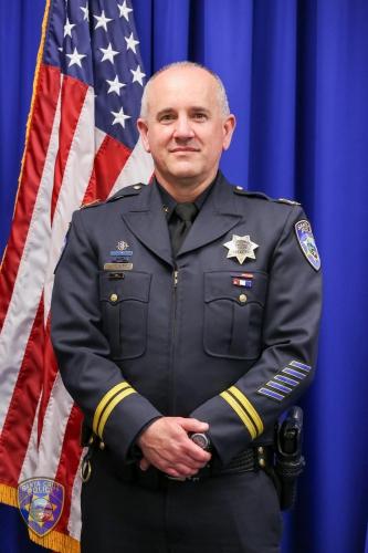 Scpd Deputy Chief Of Police Steve Clark Retires   Indybay